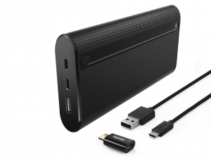 POWER BANK BATERIA ZEWN. HAMA X20 20000mAh POJEMNY