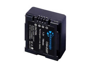 Bateria CGA-DU07 do Panasonic NV-GS10 NV-GS17 NV-GS21 [700 mAh]
