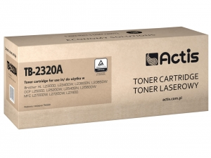 Actis TB-2320A toner do drukarki Brother (zamiennik TN-2320) DCP L2500D L2520 L2360 L2700 - Czarny (Black)