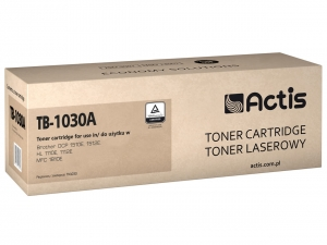 Actis TB-1030A toner do drukarki Brother (zamiennik TN-1030) DCP 1510E 1511 1610W - Czarny (Black)