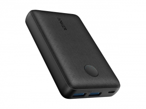 Powerbank Anker PowerCore Select 10000 mAh - kolor Czarny