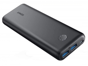 Powerbank Anker PowerCore II 20000mAh - kolor Czarny
