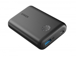 Powerbank Anker PowerCore II 10000mAh - kolor Czarny
