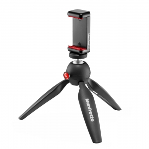 Statyw Manfrotto Pixi Smart Mini z klamrą do telefonu