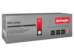 ActiveJet ATB-2320N toner do drukarki Brother (zamiennik TN-2320) DCP L2500D L2520 L2360 L2700 - Czarny (Black)