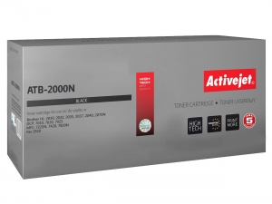 ActiveJet AT-2000N toner do drukarki Brother (zamiennik TN2000, TN2005) HL2030 HL2032 HL2035 - Czarny (Black)