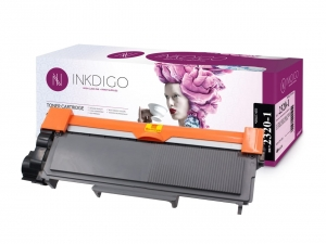 Inkdigo BR-2320-1 toner do drukarki Brother (zamiennik TN-2320) DCP-L2500D L2520DW L2540DN - Czarny (Black)