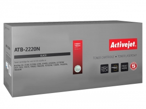 ActiveJet ATB-2220N toner do drukarki Brother (zamiennik TN2220) HL 2130 2135W 2240 - Czarny (Black)