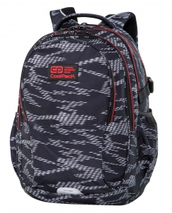 Plecak młodzieżowy CoolPack Factor Topo Red