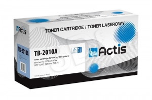 TONER ACTIS BROTHER TN2010 DCP 7055 DCP 7055W 7057E NOWY