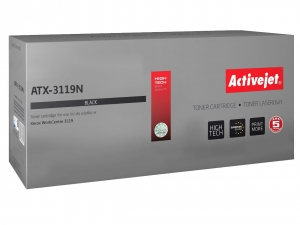 ActiveJet ATX-3119N toner do drukarki Xerox (zamiennik 013R00625) Workcentre 3119 / WC3119 - Czarny (Black)