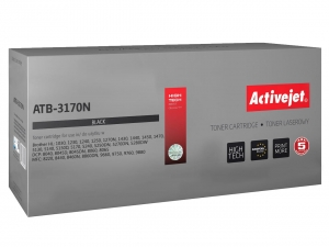 ActiveJet ATB-3170N toner do drukarki Brother (zamiennik TN-3170) HL-5240 HL-5250DN HL5270 - Czarny (Black)
