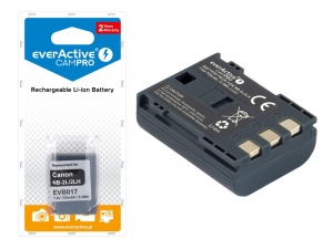 Bateria everActive NB-2L do Canon CamPro [720 mAh]
